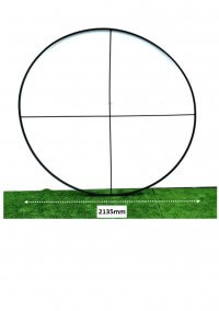 ATHLETICS-SHOTPUT CIRCLE