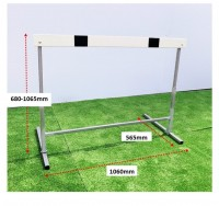 ATHLETICS-HURDLE - SCHOOL or SENIOR - COLLAPSIBLE