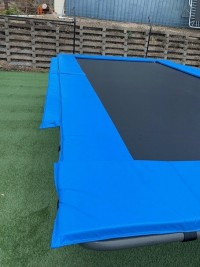 """Unlimited Trampoline"" Spring Safety Pads"
